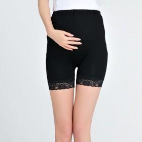 孕妇裤托腹裤防走光安全裤三分打底裤