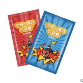 跳跳糖100小包/避孕套3