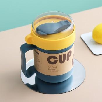 上班族牛奶杯麦片杯燕麦杯学生早餐杯