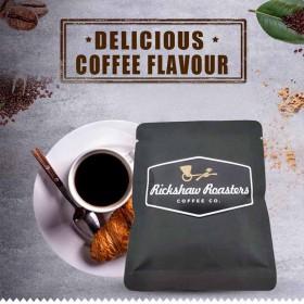 黑巧克力拼配咖啡豆
