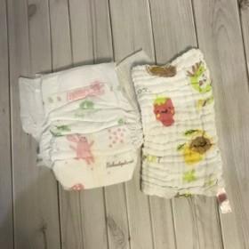纸尿裤试用装纱布方巾