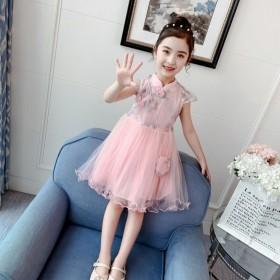 女童连衣裙夏装2021新款儿童夏季洋气公主裙小女孩