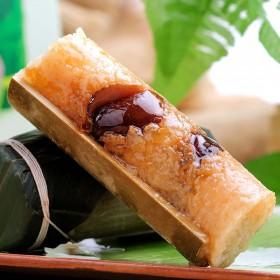 竹筒粽子新鲜蛋黄肉粽