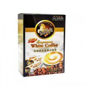 批发进口咖啡先生马来西亚白咖啡速溶三合一既溶咖啡粉