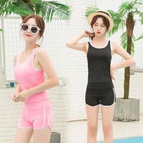泳衣女泳装游泳衣成人中小学生可穿10-40岁