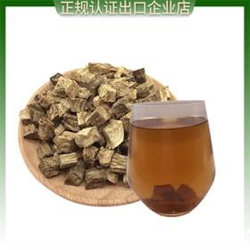 野生新鲜老柴葛根茶 药材原料丁块片泡水 纯真天然正