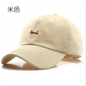 aa实物帽子男女鸭舌帽