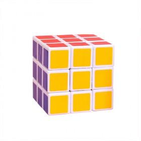比赛专用六色三阶益智魔方百变儿童智力开发科教玩具