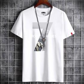 【100%纯棉】 短袖透气男T恤