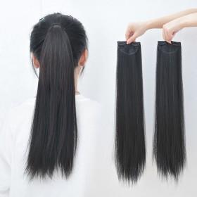 假发片女长发增厚发量蓬松贴片一片式隐形无痕接发仿真