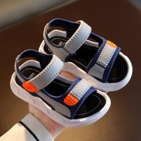 男童凉鞋2021新款夏季中大童男孩软底防滑小童宝宝