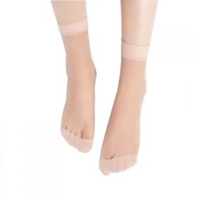 夏季超薄舒爽水晶丝袜短袜对对袜女袜面膜袜子女士