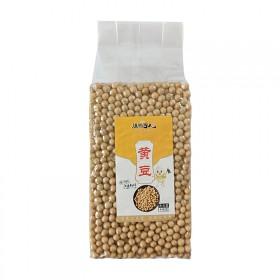云南黄豆450g大豆打豆浆专用东北粗粮五谷杂粮豆类