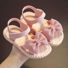 女童凉鞋新款韩版时尚儿童小公主小中大童女孩软底童鞋
