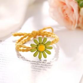 【T9549】6个精美小雏菊发圈