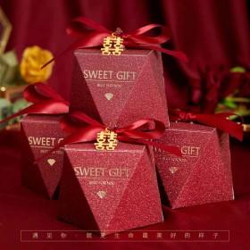 喜糖礼盒成品含糖订婚费列罗巧克力奶糖批量喜糖结婚专