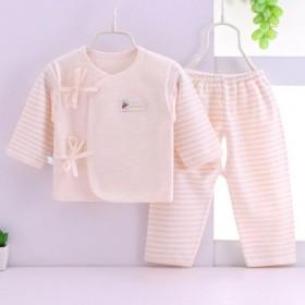 婴儿衣服两件套全棉