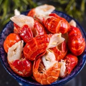 4斤新鲜龙虾尾小龙虾
