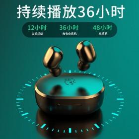 迷你5.2无线蓝牙双耳机入耳塞式OPPO苹果viv