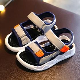 男女童儿童凉鞋夏季中大童小童宝宝鞋子沙滩童鞋