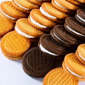 4口味夹心饼干 8包