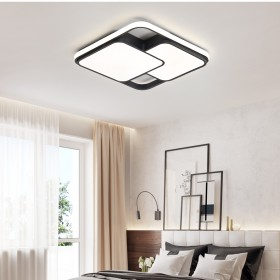LED卧室灯新款超薄吸顶灯房间客厅简约现代