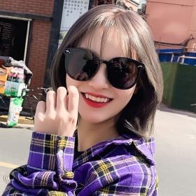 夏季女士户外防晒太阳镜墨镜偏光镜