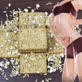 低gi代餐饼干【孕妇、糖尿人、健身等可以代餐】