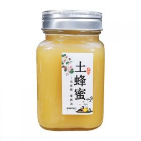 土蜂蜜纯正天然野生500g农家自产结晶秦岭土蜂蜜留