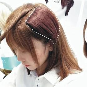 全真发假发片垫发根头顶蓬松器一片式垫发片无痕增发量