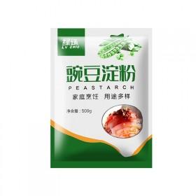 豌豆粉凉粉专用粉5斤豌豆淀粉家用白凉皮四川特产凉粉