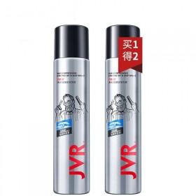 杰威尔激爽强塑定型喷雾发胶338ml共2瓶