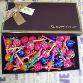 33颗真知棒棒棒糖礼盒