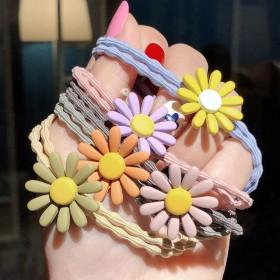 【K7942】6个精美小雏菊发圈