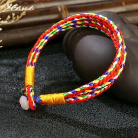 【K6072】六条幸运红绳