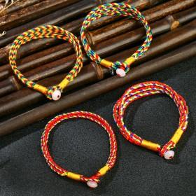 【K9737】6条幸运红绳
