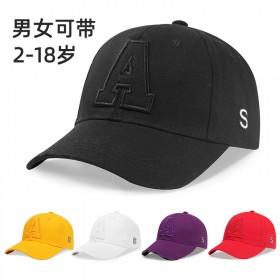 儿童亲子鸭舌帽棒球帽子