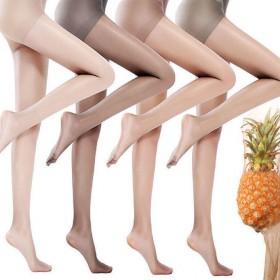 禁止使用平台优惠券菠萝袜丝袜女薄款防勾丝春夏季超薄