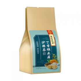 40包南京同仁堂丁香猴头菇沙棘茶代用茶养生茶