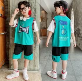 中大童篮球服速干透气套装110-170码
