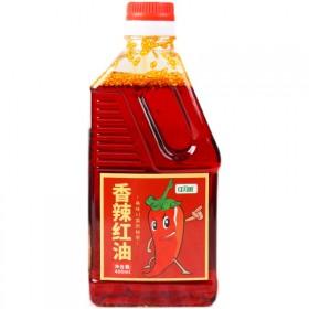 四川红油400ml香辣麻辣红油辣椒调味油凉拌菜