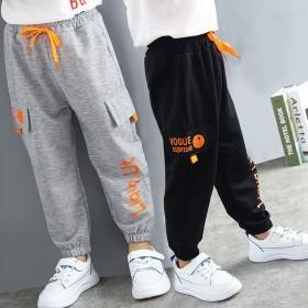 男童休闲裤子2021夏季新款中小童韩版时尚洋气儿童