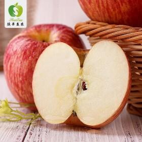10斤正宗洛川陕西红富士苹果