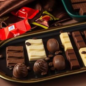多口味巧克力糖果2斤网红巧克力夹心巧克力黑巧克力休