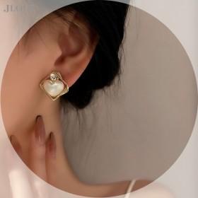 限时特价s925银针珍珠耳环拍完即止