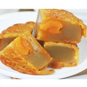 正宗广式中秋节姚师傅蛋黄白莲蓉月饼130g