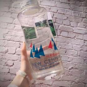 防摔加厚】太空杯便携旅游运动水壶滤网防爆随手杯水杯