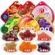进口水果果汁软糖日本悠哈52gX2包  3123427