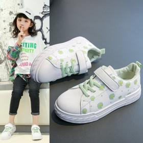 女童休闲鞋2021春秋新款儿童运动鞋小女孩子板鞋中