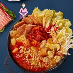 泡菜火锅底料125g韩式泡菜风味火锅底料家用